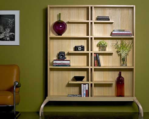 Prateleiras nichos e estantes blog soline - Modern book rack designs ...