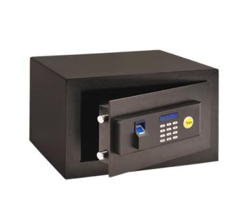 Cofre digital compact biometria Yale 600