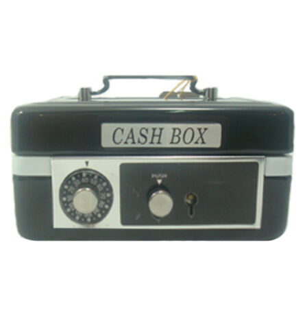 Cofre Cash Box