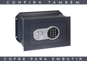 , Cofre digital biométrico YALE Compact