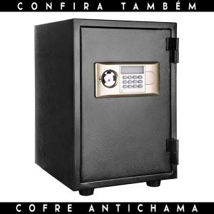 , Cofre Digital Biométrico YALE Home