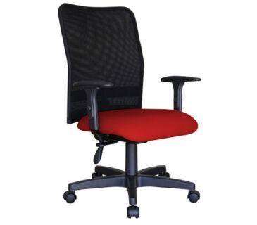 Cadeira Diretor Fit Fixa NR 17 Encosto Tela 0