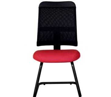 Cadeira Fit Fixa com Encosto Tela sem braco 8834