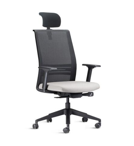 FK-cadeira-presidente-agile-preta-crepe-cinza-claro