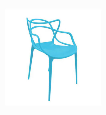 Cadeira Masters Allegra Azul