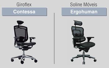 , Cadeiras Giroflex