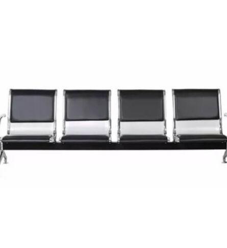 cadeira longarina tipo aeroporto 4 lugares