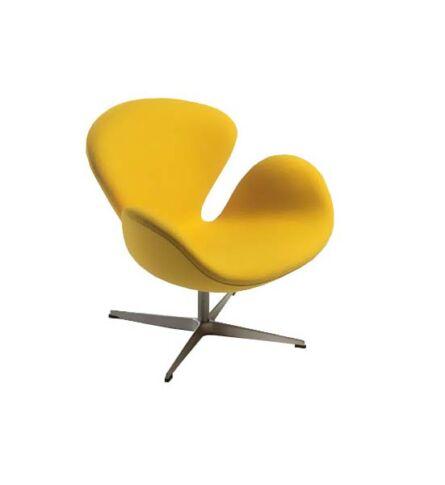 poltrona-swan-sued-amarela-