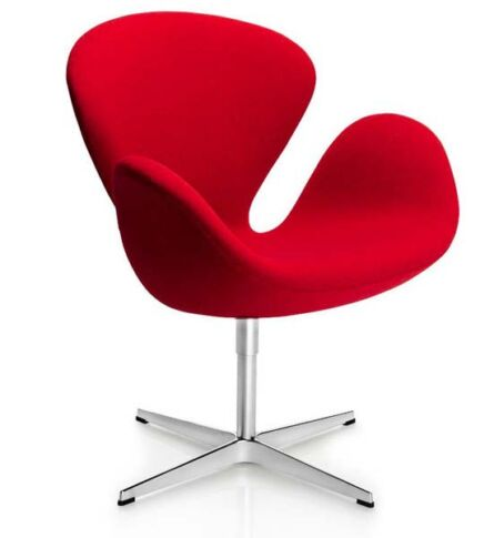 poltrona-swan-sued-vermelha-