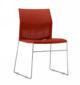 cadeira-connect-cromada-vermelha