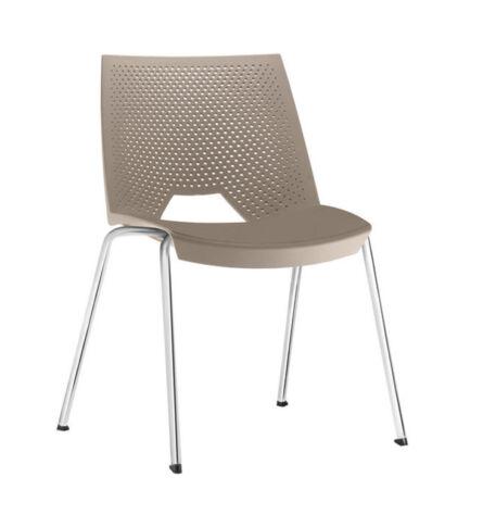 cadeira-strike-cromada-bege
