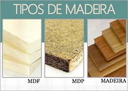 Tipos de Madeira para Arquivos para Escritório