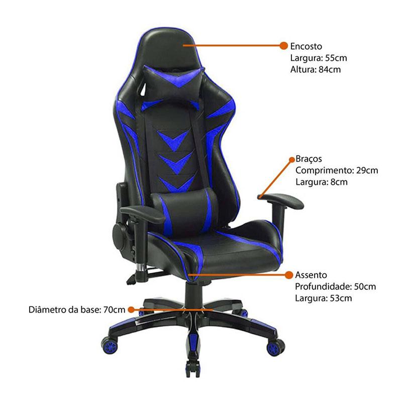Cadeira Pro Gamer