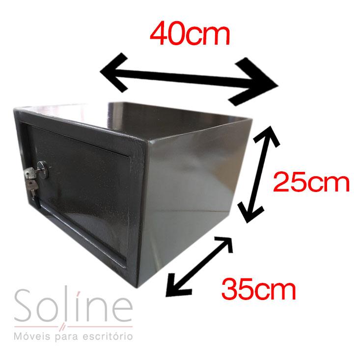Cofre Mecânico Box 300, Cofre Mecânico Box 300