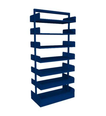 estante-aco-biblioteca-dupla-12-prateleiras-azul