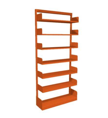 estante-aco-biblioteca-simples-6-prateleiras-laranja