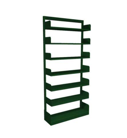 estante-aco-biblioteca-simples-6-prateleiras-verde